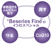 Beseries Fineの特長