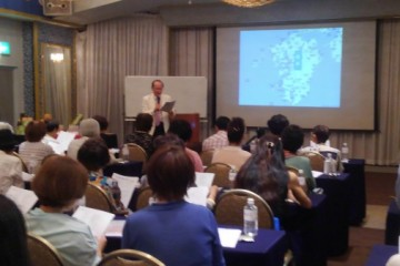 7月31日 田畑会長特別講演会が開催されました。