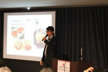 平良茂先生の講演会が大阪で開催されました!【2017.5.21】